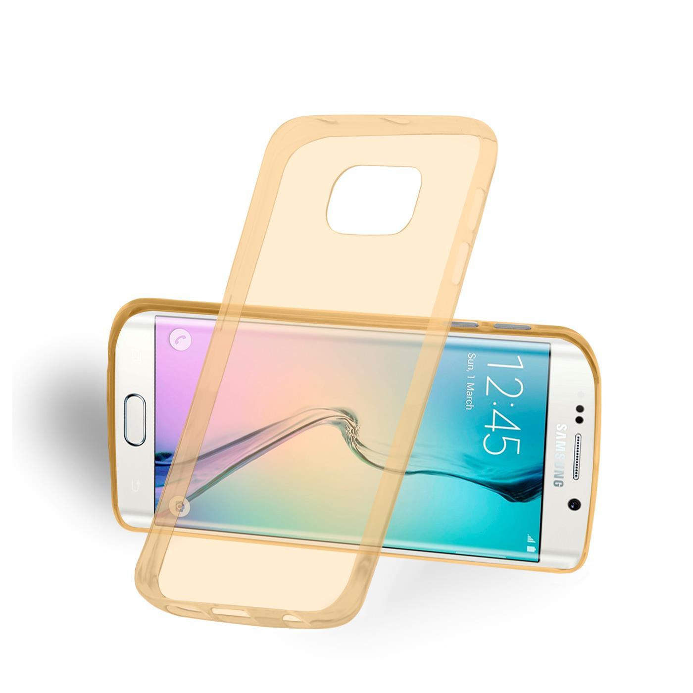 Samsung-Galaxy-s6-Edge-Plus-Thin-Silikon-Klar-Case-Cover-Ultra-Slim-Stossfeste Indexbild 17