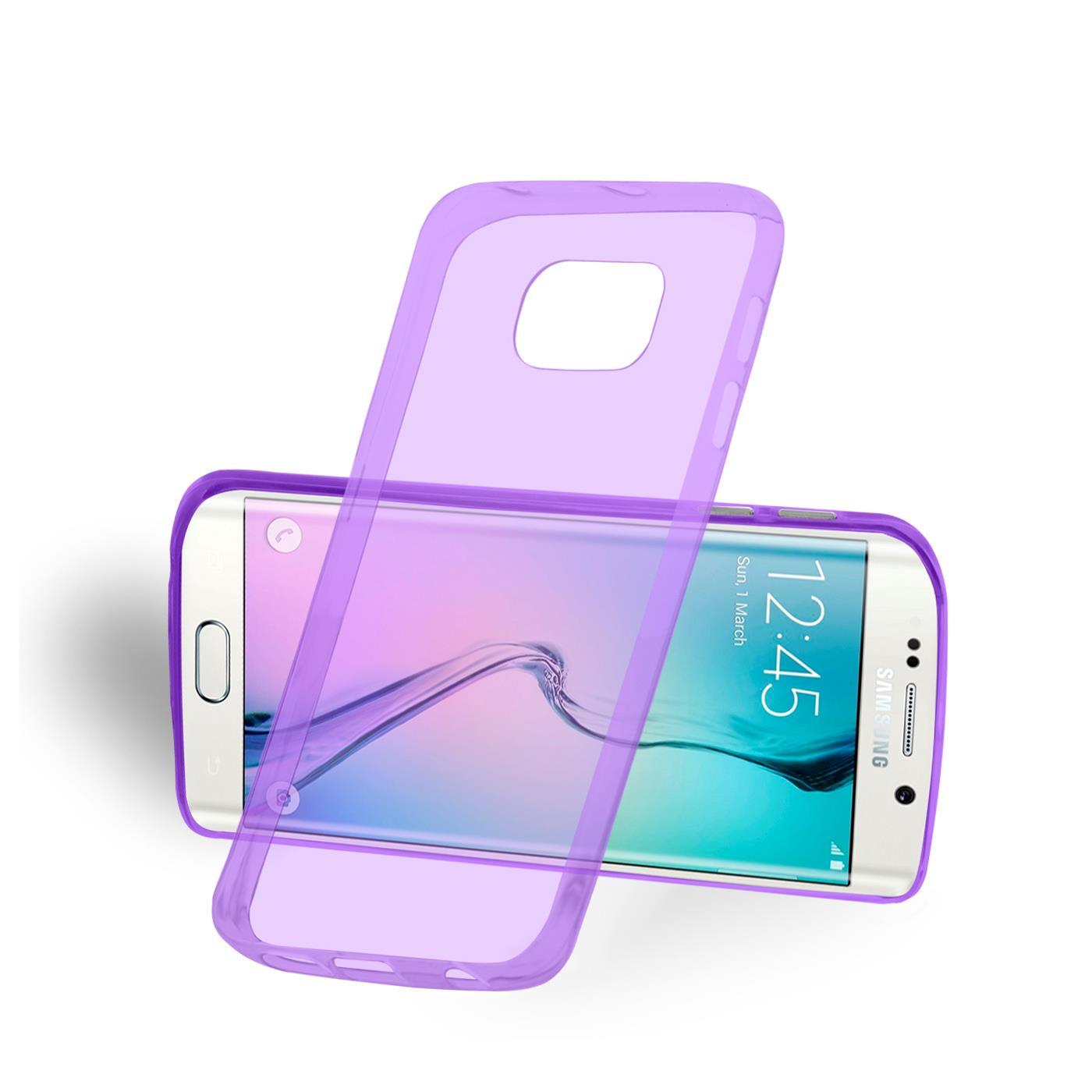 Samsung-Galaxy-s6-Edge-Plus-Thin-Silikon-Klar-Case-Cover-Ultra-Slim-Stossfeste Indexbild 21
