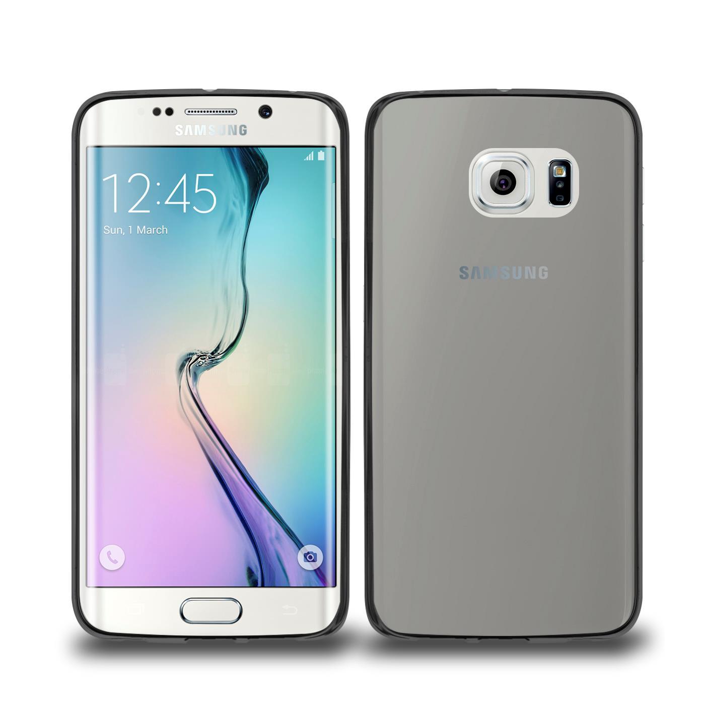 Samsung-Galaxy-s6-Edge-Plus-Thin-Silikon-Klar-Case-Cover-Ultra-Slim-Stossfeste Indexbild 28