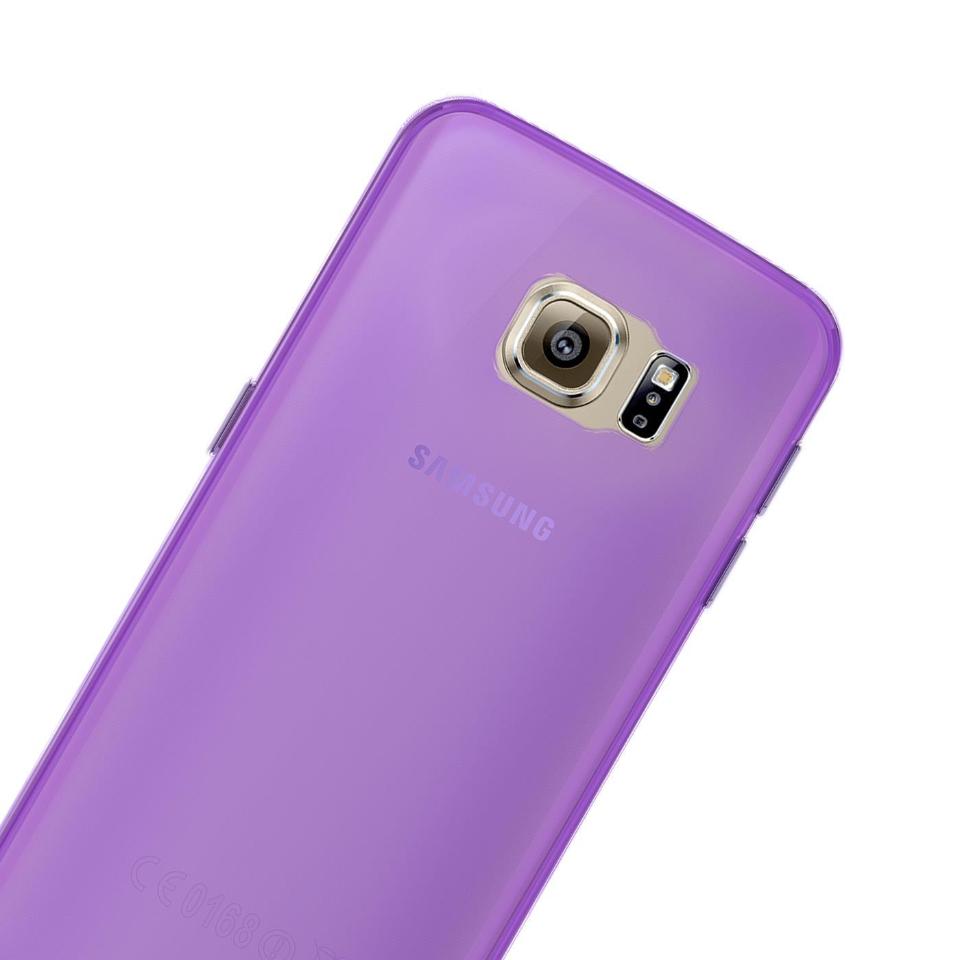 Ultra-Slim-Cover-fuer-Samsung-Galaxy-Huelle-Case-Silikon-Schutzhuelle-Bumper-Tasche