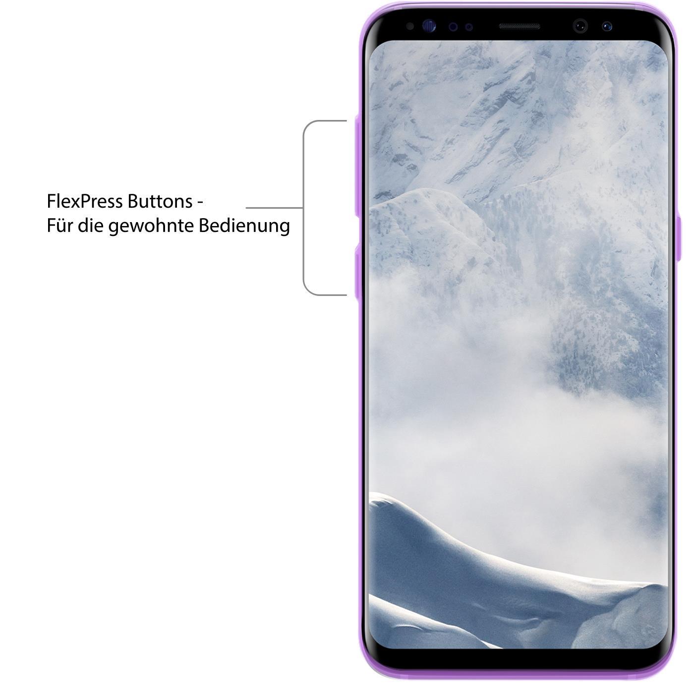 Samsung-Galaxy-s8-Duenn-Silikon-Klar-Case-Cover-Ultra-Slim-Stossfeste-Gel-Rueckseite Indexbild 22