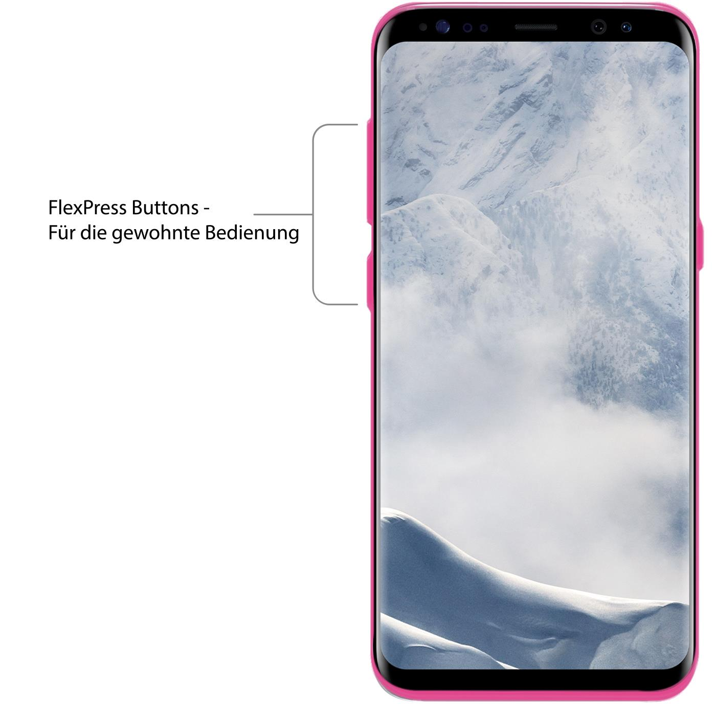 Samsung-Galaxy-s8-Duenn-Silikon-Klar-Case-Cover-Ultra-Slim-Stossfeste-Gel-Rueckseite Indexbild 26