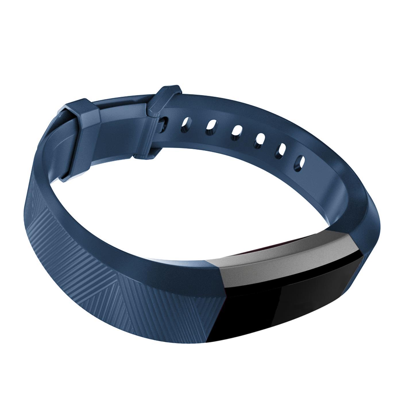 Fitbit-Alta-HR-Gr-S-L-Ersatz-Silikon-Armband-Uhren-Sport-Band-Fitness-Tracker Indexbild 11