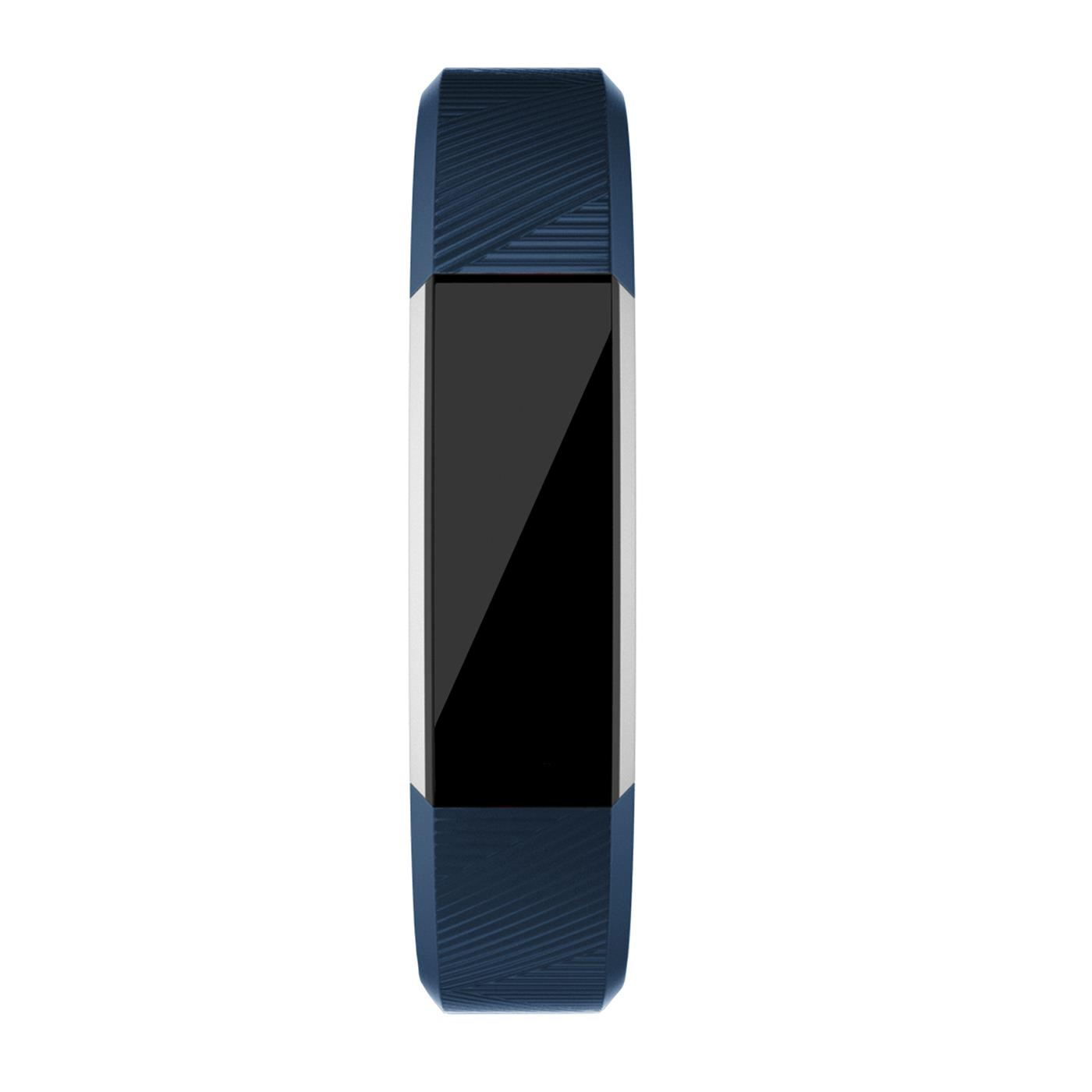 Fitbit-Alta-HR-Gr-S-Ersatz-Silikon-Armband-Uhren-Sport-Band-Fitness-Tracker miniatuur 9