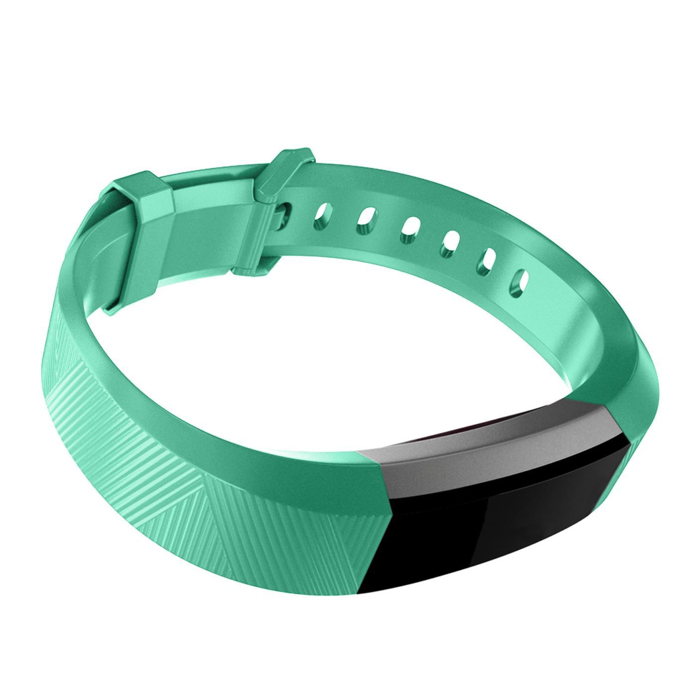Fitbit-Alta-HR-Gr-S-L-Ersatz-Silikon-Armband-Uhren-Sport-Band-Fitness-Tracker Indexbild 14
