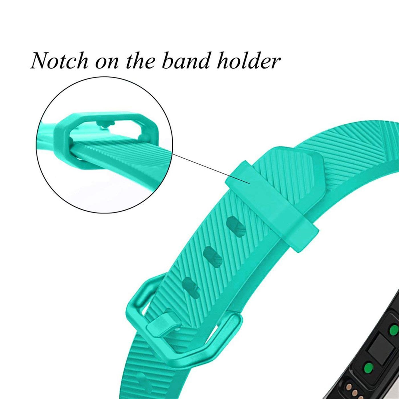 Fitbit-Alta-HR-Gr-S-L-Ersatz-Silikon-Armband-Uhren-Sport-Band-Fitness-Tracker Indexbild 13