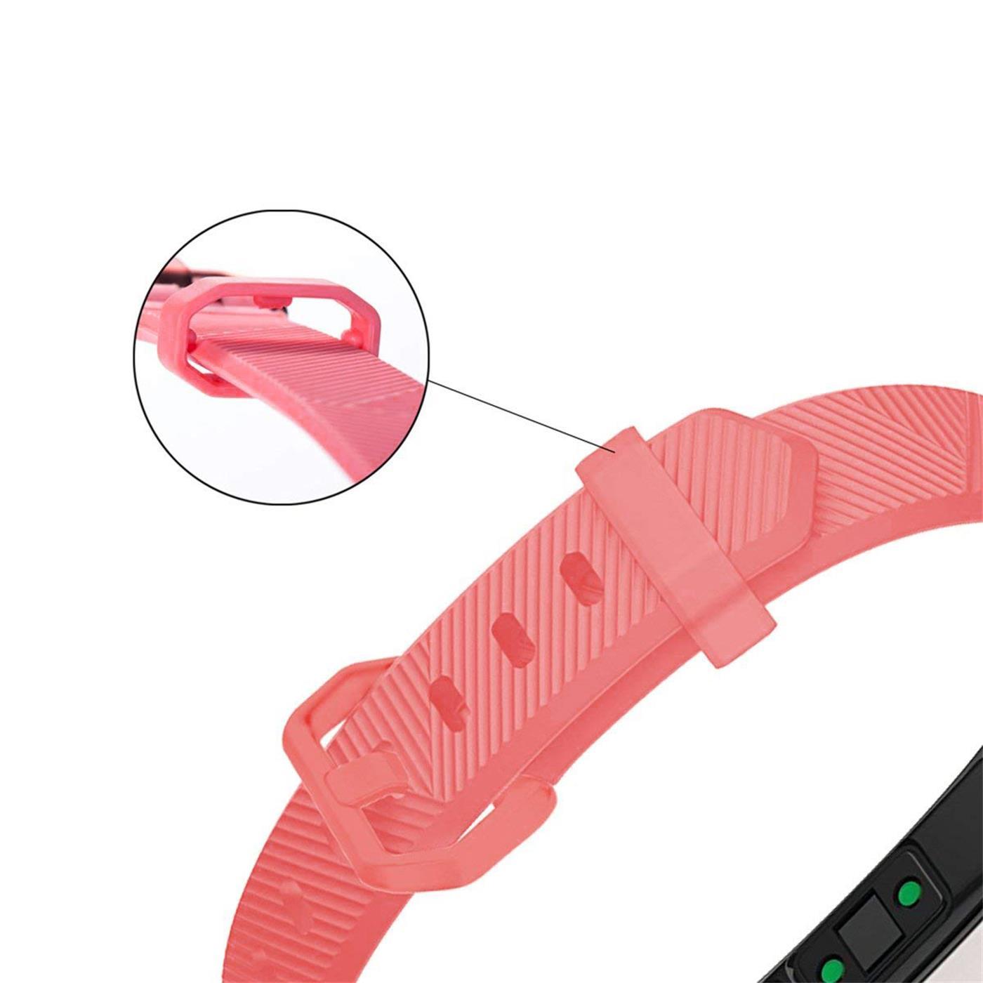 Fitbit-Alta-HR-Gr-S-L-Ersatz-Silikon-Armband-Uhren-Sport-Band-Fitness-Tracker Indexbild 16