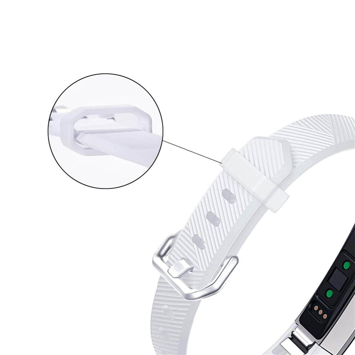 Fitbit-Alta-HR-Gr-S-L-Ersatz-Silikon-Armband-Uhren-Sport-Band-Fitness-Tracker Indexbild 22