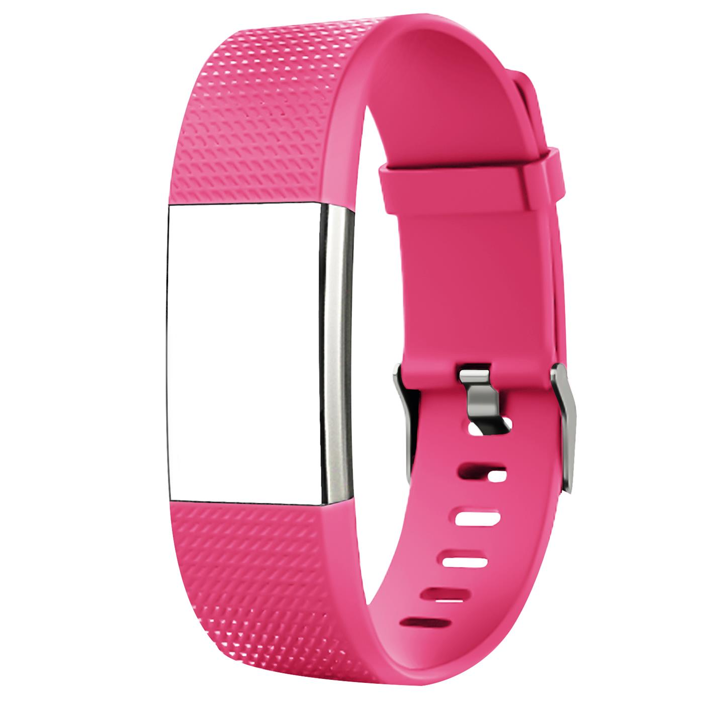 Fitbit-Groesse-S-oder-L-Ersatz-Silikon-Armband-Uhren-Sport-Band-Fitness-Tracker Indexbild 15