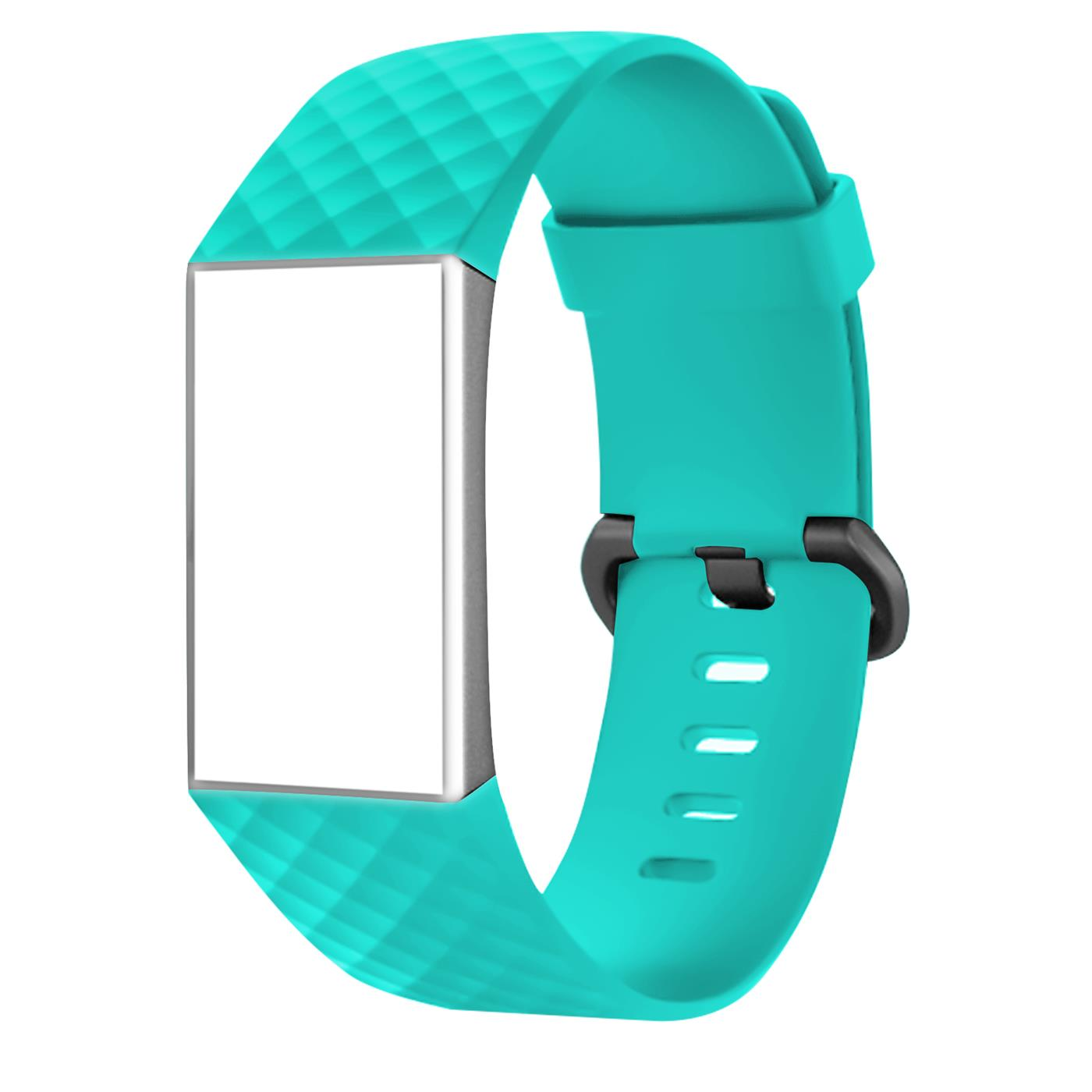 Fitbit-Groesse-S-oder-L-Ersatz-Silikon-Armband-Uhren-Sport-Band-Fitness-Tracker Indexbild 21