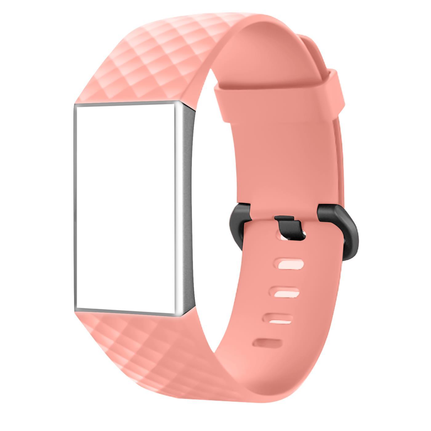 Fitbit-Groesse-S-oder-L-Ersatz-Silikon-Armband-Uhren-Sport-Band-Fitness-Tracker Indexbild 22