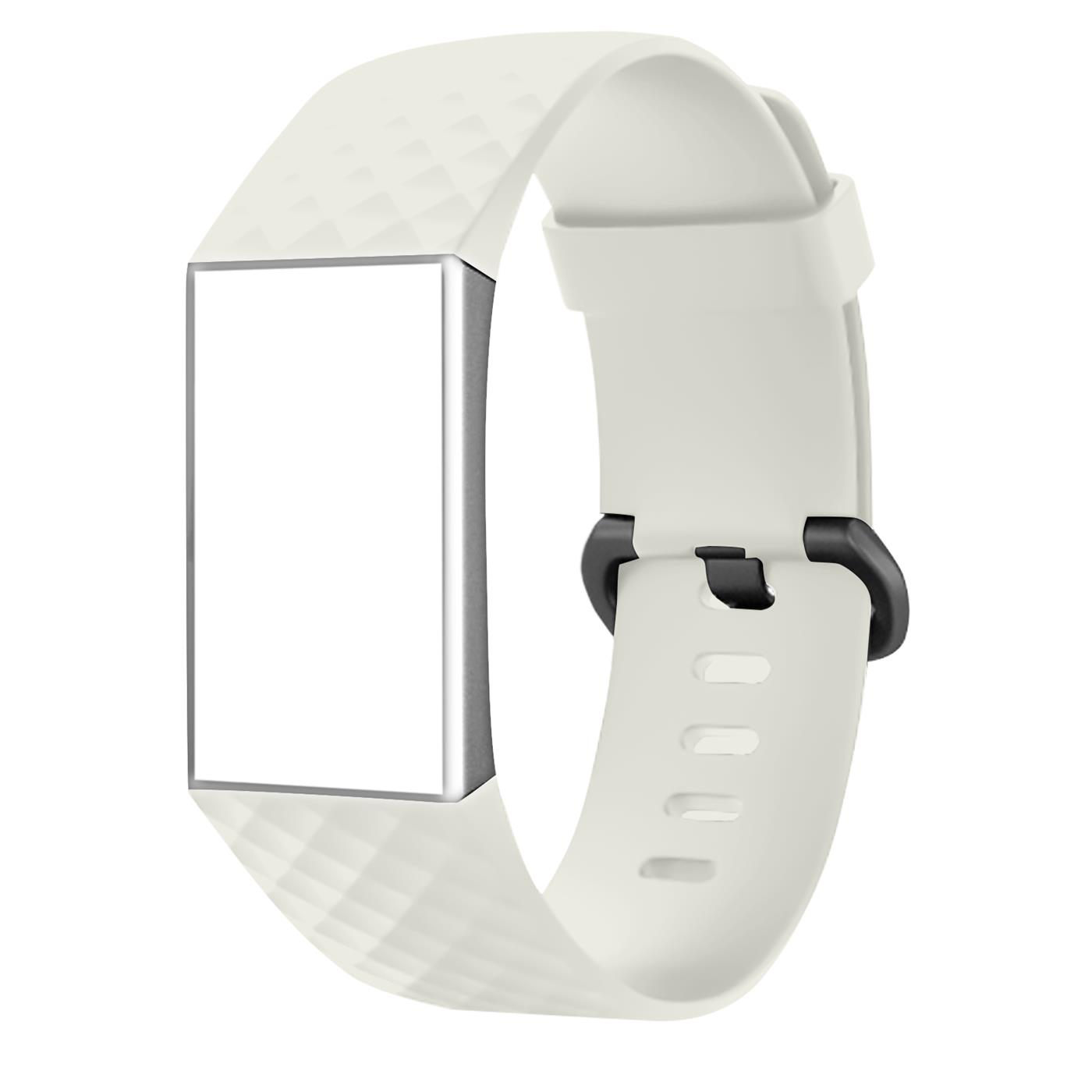 Fitbit-Groesse-S-oder-L-Ersatz-Silikon-Armband-Uhren-Sport-Band-Fitness-Tracker Indexbild 24