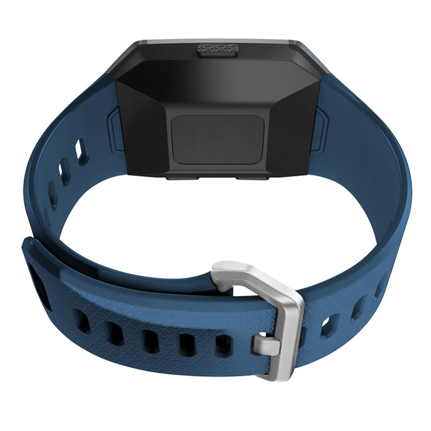 Fitbit-Ionic-Gr-S-L-Ersatz-Silikon-Armband-Uhren-Sport-Band-Fitness-Tracker Indexbild 11