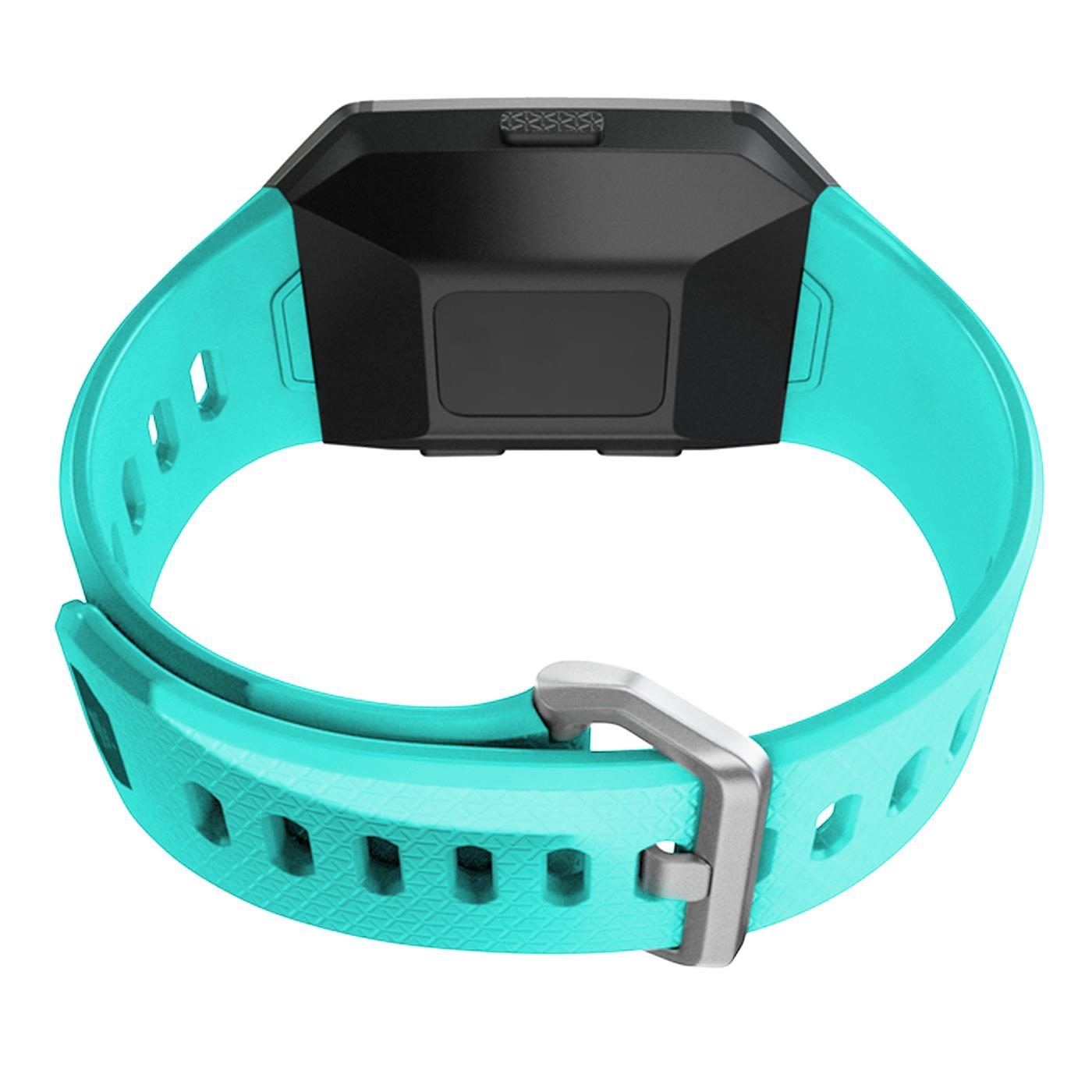 Fitbit-Ionic-Gr-S-L-Ersatz-Silikon-Armband-Uhren-Sport-Band-Fitness-Tracker Indexbild 14