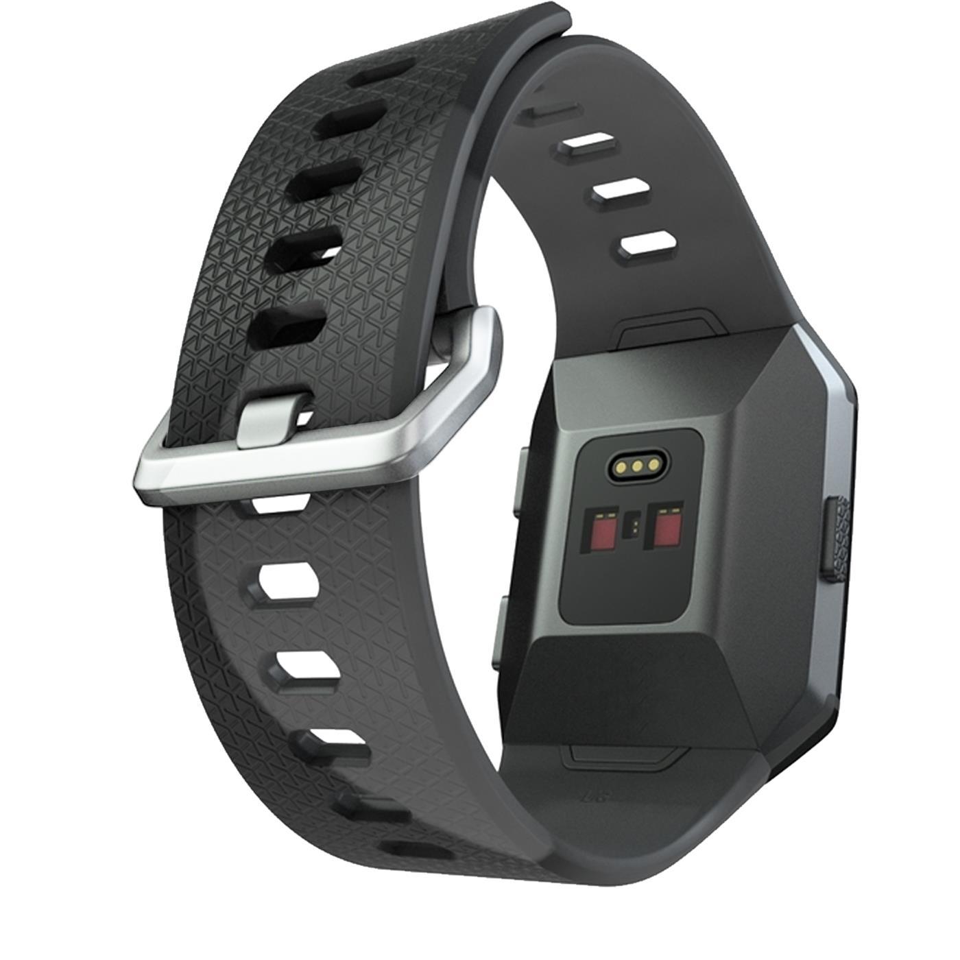 Fitbit-Groesse-S-oder-L-Ersatz-Silikon-Armband-Uhren-Sport-Band-Fitness-Tracker Indexbild 31