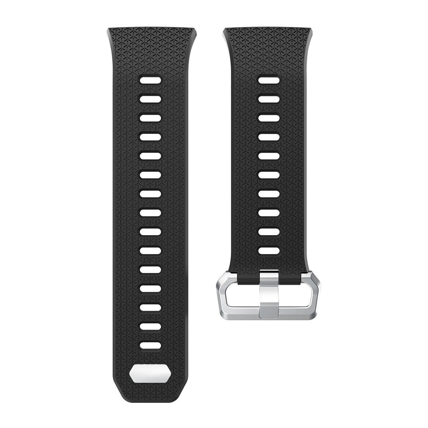Fitbit-Ionic-Gr-S-L-Ersatz-Silikon-Armband-Uhren-Sport-Band-Fitness-Tracker Indexbild 9