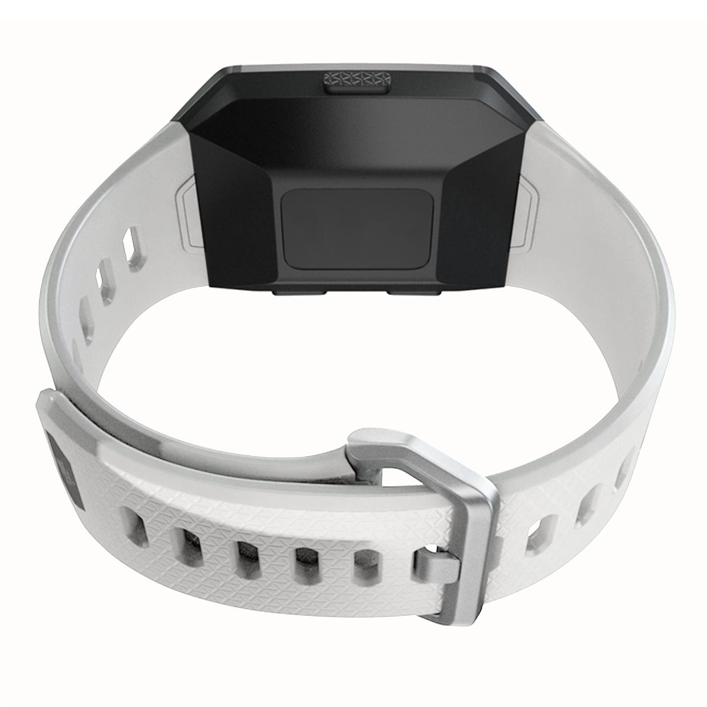 Fitbit-Ionic-Gr-S-L-Ersatz-Silikon-Armband-Uhren-Sport-Band-Fitness-Tracker Indexbild 23