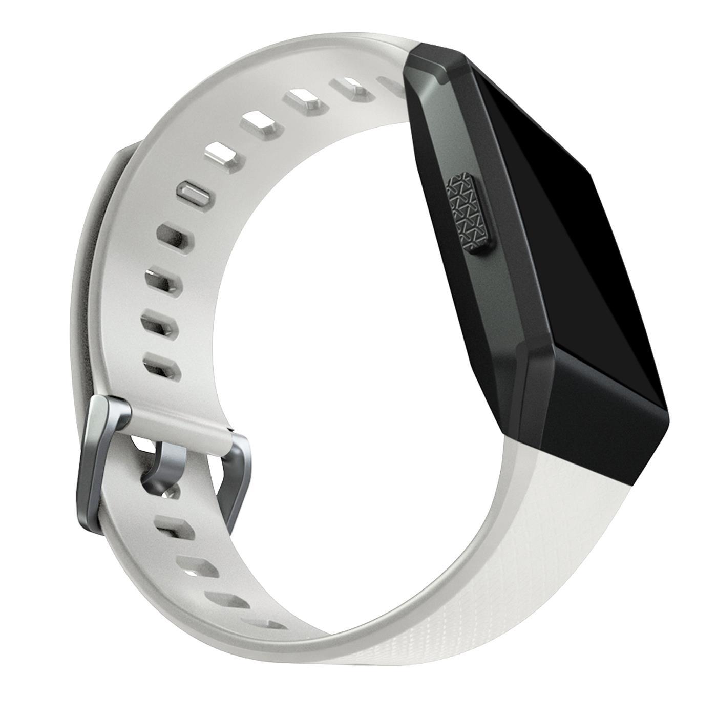 Fitbit-Ionic-Gr-S-L-Ersatz-Silikon-Armband-Uhren-Sport-Band-Fitness-Tracker Indexbild 24