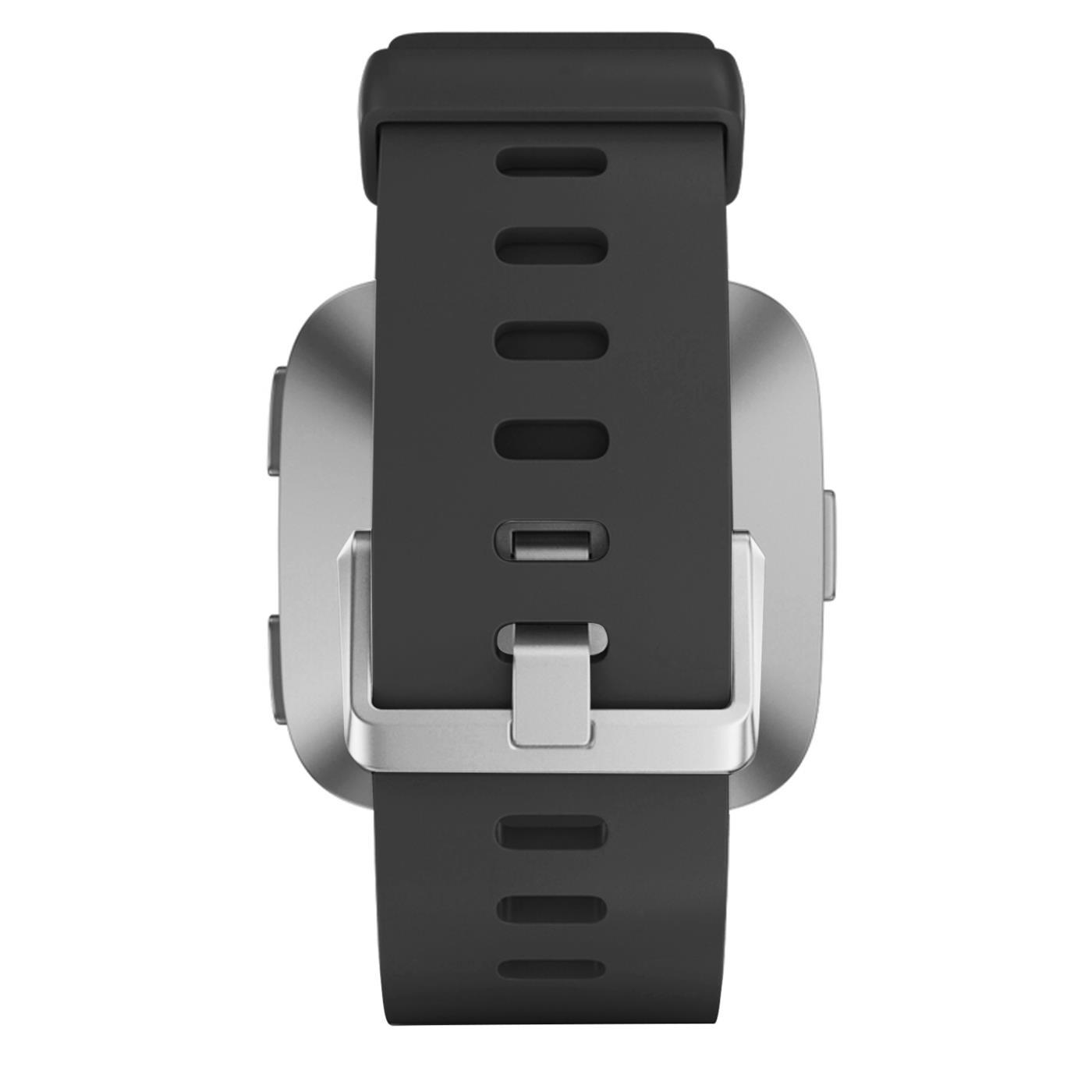 Fitbit-Groesse-S-oder-L-Ersatz-Silikon-Armband-Uhren-Sport-Band-Fitness-Tracker Indexbild 40