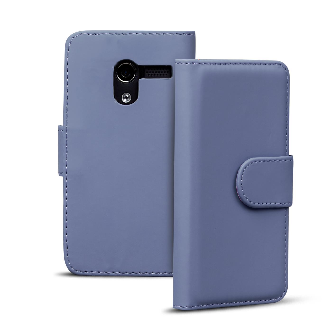 Book-Case-Motorola-Lenovo-Moto-Huelle-Handy-Tasche-Klapphuelle-Schutz-Flip-Cover
