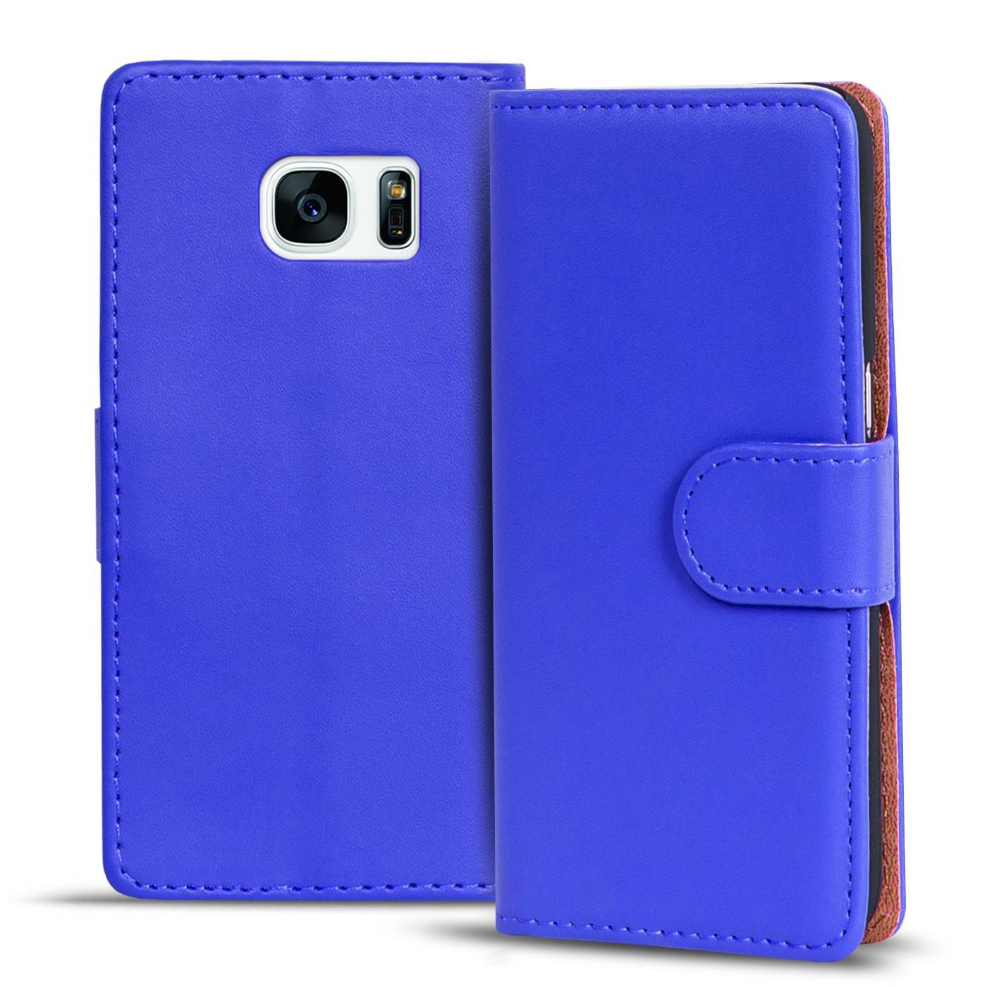 Book-Case-fuer-Samsung-Galaxy-Huelle-Handy-Tasche-Klapphuelle-Schutz-Flip-Cover