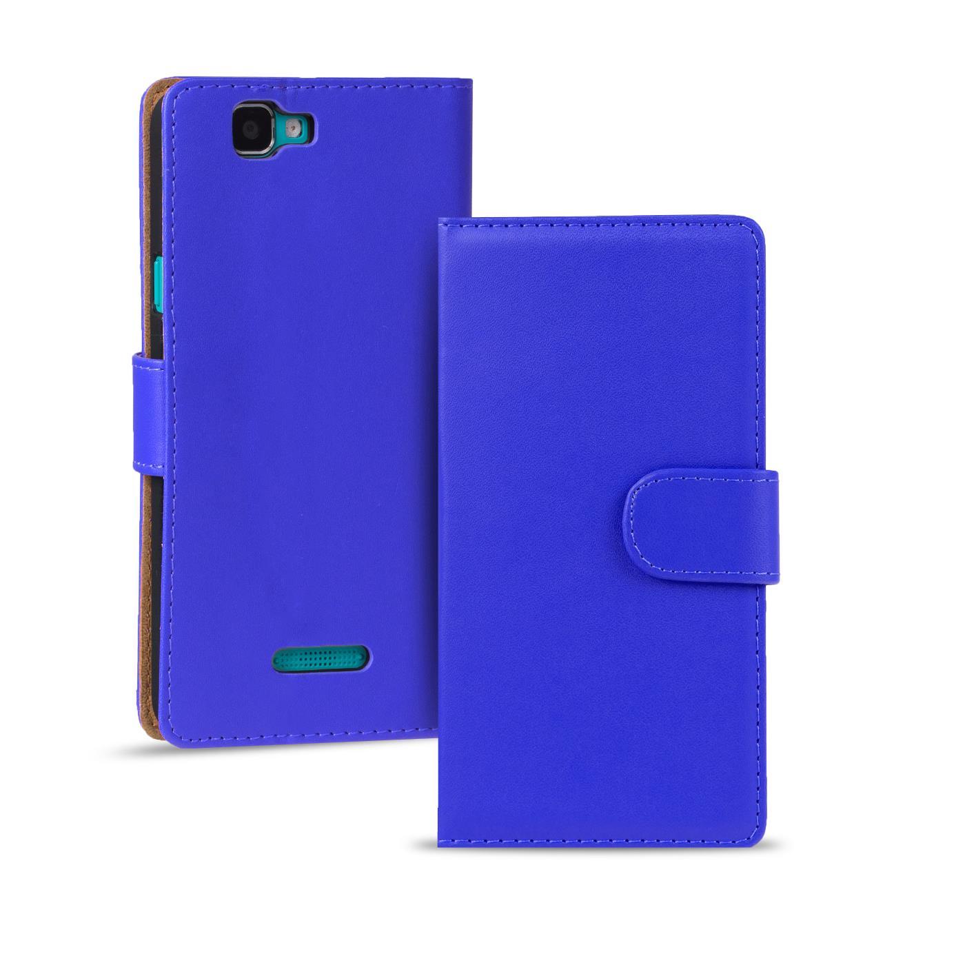Handy-Huelle-fuer-Wiko-Modelle-Case-Schutz-Tasche-Cover-Basic-Wallet-Flip-Etui