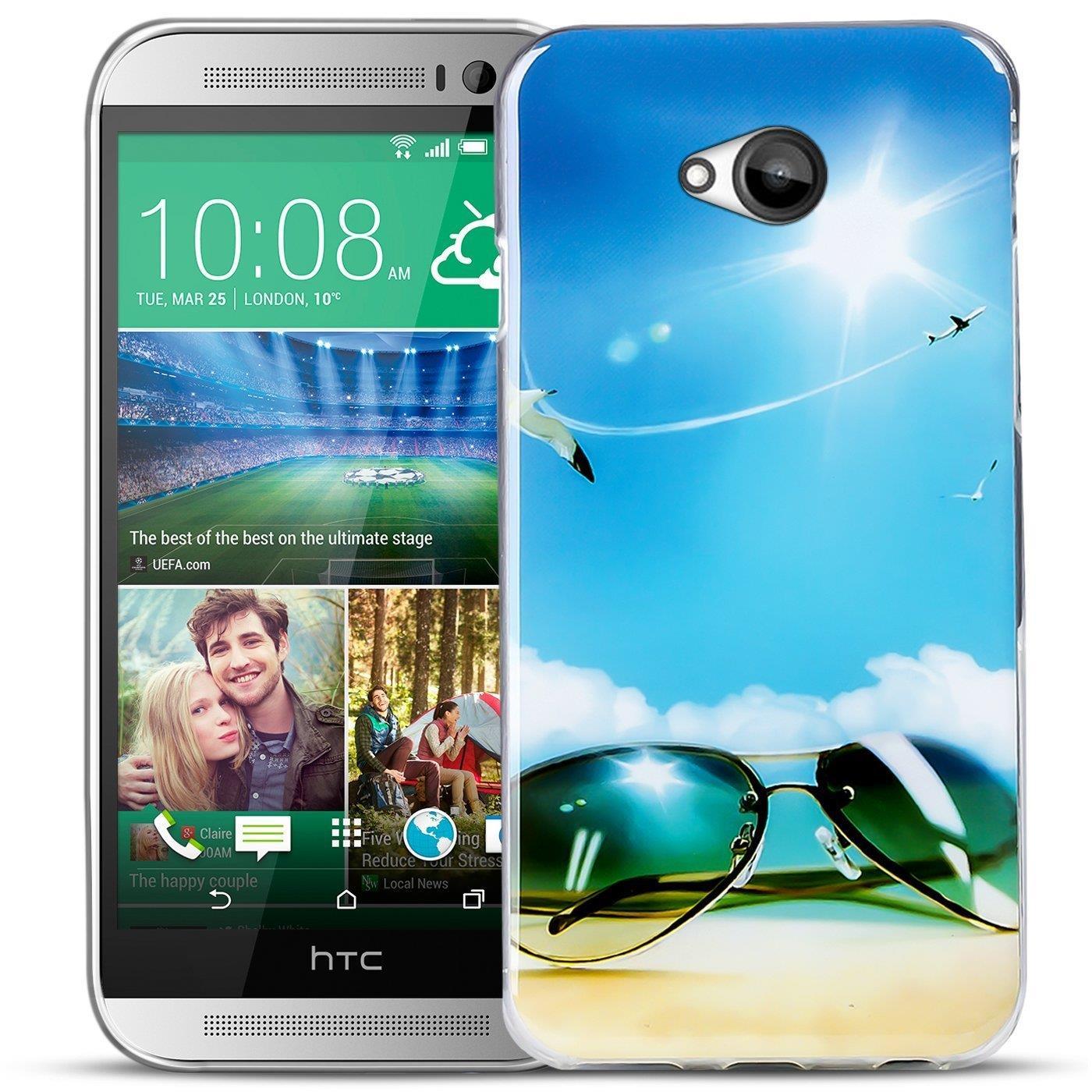COQUE-pour-HTC-Etui-Telephone-Portable-Motif-Protection-Poche-Mince-Silicone-TPU