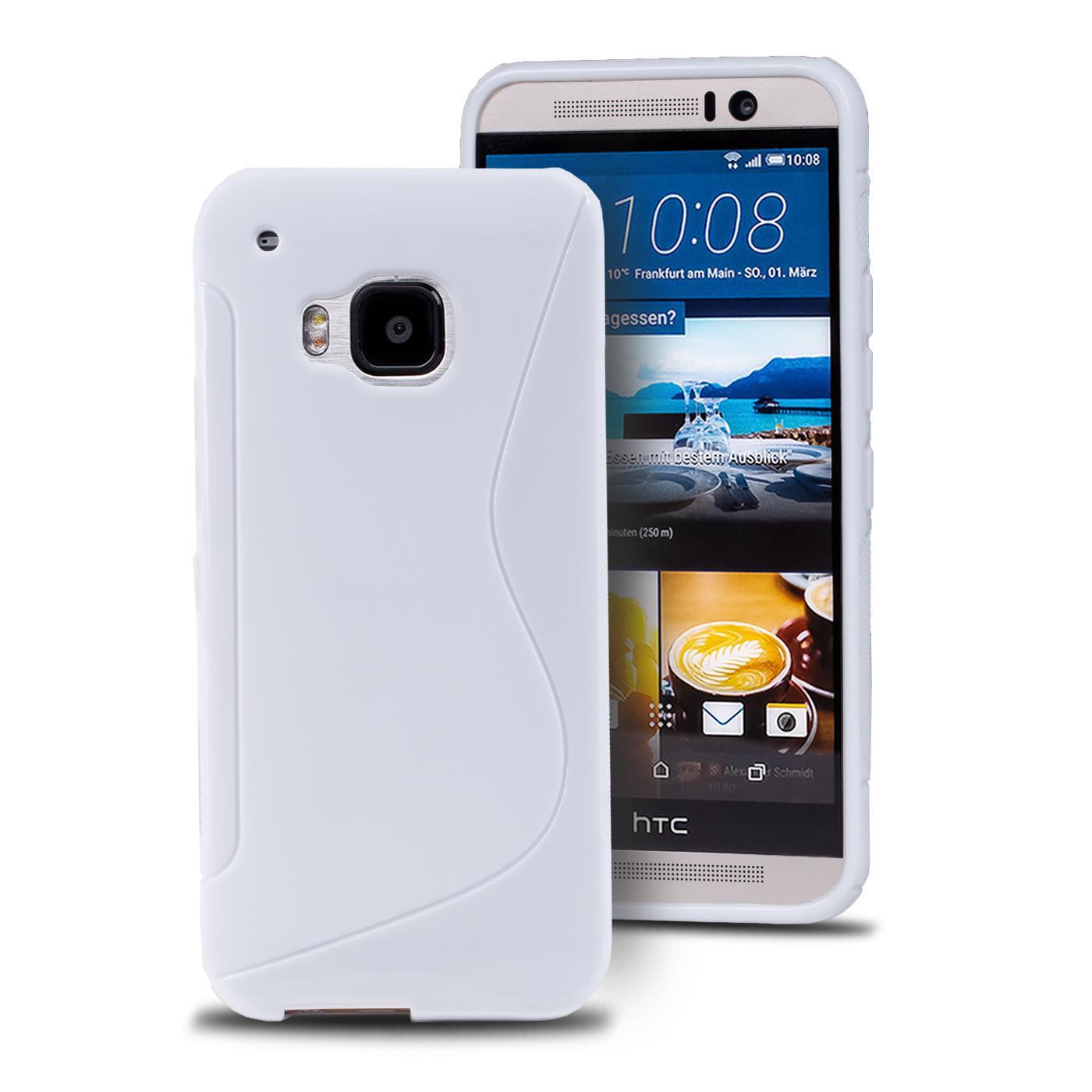 Handy-Huelle-fuer-HTC-MODELLE-Cover-Case-Schutz-Tasche-Slim-Silikon-TPU-Bumper