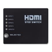 HDMI 1.4 5 Fach Port Verteiler Switch Erweiterung Splitter Umschalter Adapter 3D