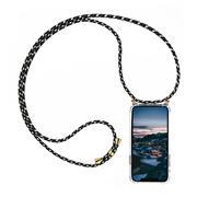 Handykette + Hülle für Samsung Galaxy A20e Schutzhülle mit Band Kordel Schnur Case zum umhängen
