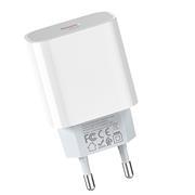 Hoco C76A 18W PD 3.0 QC 3.0 Power USB Ladegerät Netzteil Schnellladegerät Reise Ladestecker