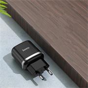 Hoco N3 18W QC 3.0 Power USB Ladegerät Netzteil Schnellladegerät Reise Ladestecker