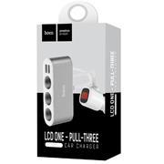 Hoco Z13 KFZ-Ladegerät Mehrfach Dose für Zigarettenanzünder Auto Ladegerät 12V 24V