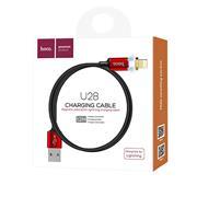 Hoco U28 Ladekabel 1m Lightning Kabel Magnetisch Datenkabel