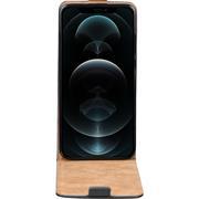 Flipcase für Apple iPhone 12 / 12 Pro Hülle (6.1 Zoll) Klapphülle Cover klassische Handy Schutzhülle