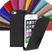 Flip Case Cover für Apple iPhone 4 / 4S Klapptasche Handy Hülle