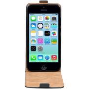 Flip Case Cover für Apple iPhone 5C Klapptasche Handy Hülle