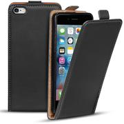 Basic Flip Case für Apple iPhone 6 Plus / 6S Plus Klapptasche Cover Hülle
