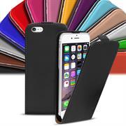 Basic Flip Case für Apple iPhone 6 / 6S Klapptasche Cover Hülle
