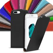 Flip Case Cover für Apple iPhone 7 Plus / 8 Plus Tasche Handy Hülle