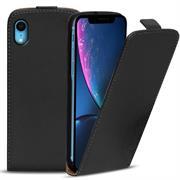 Basic Flip Case für Apple iPhone XR Klapptasche Cover Flipstyle Hülle