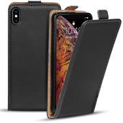 Flipcase für Apple iPhone XS Max Hülle Klapphülle Cover klassische Handy Schutzhülle