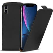 Flip Case Cover für Apple iPhone XS Max Klapptasche Handy Hülle