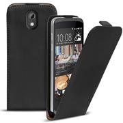 Basic Flip Case für HTC Desire 526 / 526g Plus Klapptasche Cover Hülle