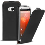 Flip Case Cover für HTC One M7 Klapptasche Handy Schutz Hülle