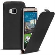 Flip Case Cover für HTC One M9 Klapptasche Handy Schutz Hülle