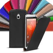 Flip Case Cover für HTC One Mini Klapptasche Handy Schutz Hülle