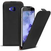 Flip Case Cover für HTC U Play Klapptasche Handy Schutz Hülle