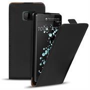 Flip Case Cover für HTC U Ultra Klapptasche Handy Schutz Hülle