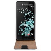 Basic Flip Case für HTC U Ultra Klapptasche Cover Hülle